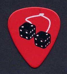 D'Andrea Cool Plecs Dice guitar pick