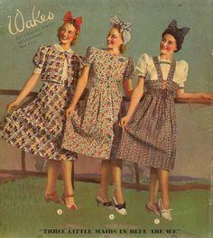 Wakes catalogue, Spring-Summer 1939-1940