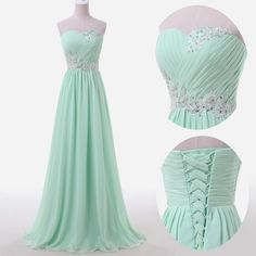 2015 Plus Size Long Dress Beaded Prom Evening Gown Ball Party Bridesmaid Formal | eBay