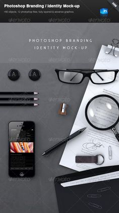 great Stationery / Branding Mock-Up freebies free psd files to download