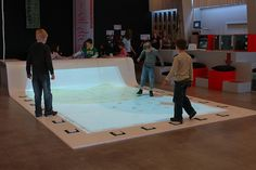 Storysurfer - interactive installation and physical browser 5 by Aarhus Public Libraries, via Flickr
