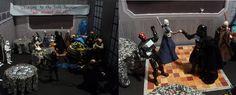 Sith Reunion - Star Wars diorama