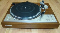 Pioneer PL-530 Direct Drive Record Player Vintage Turntable | eBay
