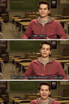 dylan o'brien funny gifs - Google Search