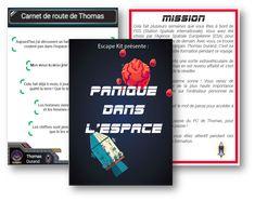 Escape Game Espace