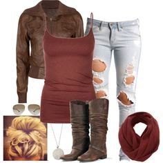 """""""Fall"""" by beautifulnightmares on Polyvore"""