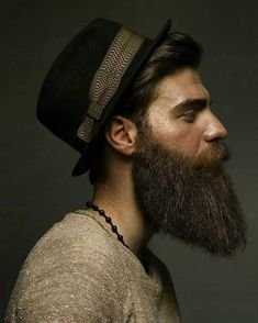 Facial hair growth is a big deal for a lot of guys and getting that perfect beard, mustache or goatee is no easy task. Here's our facial hair growth guide to help you stimulate and promote facial hair growth. Long Beard Styles, Hair And Beard Styles, Long Hair Styles, Great Beards, Awesome Beards, Hipsters, Moustaches, Bart Styles, Style Hipster