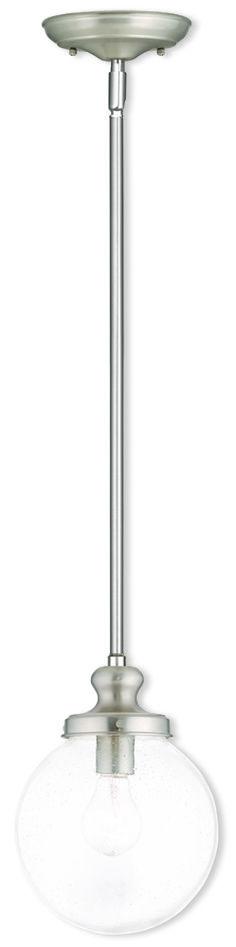 Northampton Ceiling Lighting - Brushed Nickel / indoor / 1 / 50912-91
