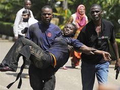 'Most of the hostages' rescued from Kenyan mall siege as FBI begins investigating claims of Americans' involvement - World News