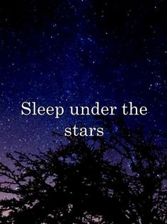 Slept under the stars at Lake Murray - Pamela's Bucket List 100 Things To Do, Things I Want, 101 Goals, Lets Do It, Let It Be, Get Closer To God, Babe Quotes, Sleeping Under The Stars, Before I Die