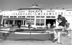 OLD DIGS: Nunley's Carousel and Amusements on the corner of Sunrise Highway and Millburn Road in Baldwin closed on Sept. Massapequa Park, Montauk Lighthouse, Current Picture, Living In England, Nassau County, Long Island Ny, I Love Ny, Island Girl, Park City