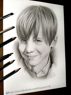 Drawing of a child...