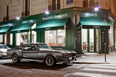 Ford Mustang Shelby GT 500 Eleanor