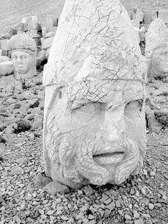 Zeus at Mt. Nemrut