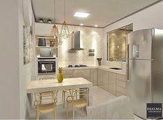 Voltando à ativa do IG!! Tudo bem com todo mundo? Simbora retomar os trabalhos com uma cozinha linda e cheia de brilho e luz! ✨✨✨✨Boa segunda pra todos nós!!! Foto do IG @arq.house. #inspirandoepirando #decor #decoration #decorating #design #designer #interiordesign #instadesign #home #instadecor #instagood #instahome #architecture #architecturelovers #love #homedecor #homesweethome #house #luxury #photooftheday #follow #archidaily  #interior #inspiration #instagood #instagramers #instalike…