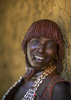 Hamer Tribe Woman, Turmi, Omo Valley, Ethiopia | The Hamar (… | Flickr