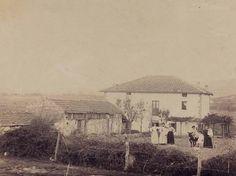 Caserío Gobelaetxebarria en Neguri, hacia 1920 (ref. 02683)
