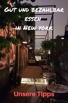 Eating in New York - good and not too expensive - Sightseeing makes you hungry – but where can you find good and affordable restaurants? New York Trip, New York City Travel, Queens Nyc, Queens New York, Oasis, Lower Manhattan, World Trade Center, Holiday Destinations, Travel Destinations