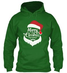 Christmas Collection Limited Edition Irish Green Sweatshirt Front