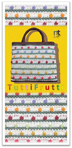 Ravelry: Sportina TuttiFrutti pattern by NT Maglia