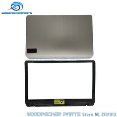 (64.39$)  Watch here - http://ai4qe.worlditems.win/all/product.php?id=32798280671 - Laptop FOR HP For Pavilion For Envy M6 M6-1000 Series Cover Lcd Black with Silver LCD TOP COVER 690231-001 AP0R1000140