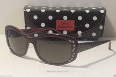 LULU GUINNESS #women sunglasses  L 523 PUR 57 17 135 Be a Glamour Girl with case…  http://www.delladetrends.win/2017/08/07/lulu-guinness-women-sunglasses-l-523-pur-57-17-135-be-a-glamour-girl-with-case/