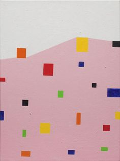 Andrew Masullo Untitled (5157), 2009–2010 Oil on canvas 24 x 20 in.