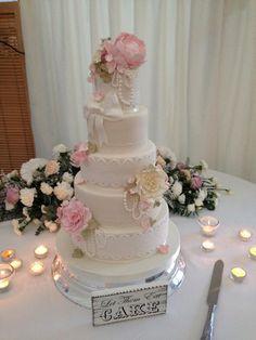 My beautiful cake by dreamworld cakes