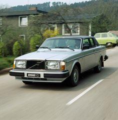Volvo 262 C Coupé.