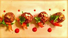 Spice Up Cooking : Roasted Almond, Pine Nuts & Ricotta Stuffed Kidney...
