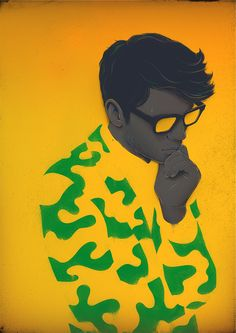 Pattern And People Illustration and Exhibition by J. BUZCHA, via Behance People Illustration, Graphic Design Illustration, Illustration Art, Arabian Beauty, Illustrations And Posters, Fashion Illustrations, Painter Artist, People Art, Portraits