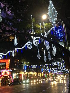 Living in Sin: Orchard Road Singapore Christmas Lights 2013