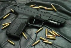 FNH Five Seven Loading that magazine is a pain! Get your Magazine speedloader today! http://www.amazon.com/shops/raeind