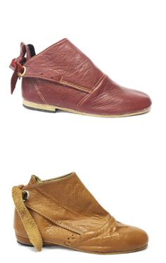 hand crafted leather shoes