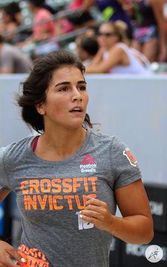 Lauren Fisher | 2015 CrossFit Games | Airrosti