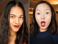 The New Red Lip 3.1 Phillip Lim · lips · Nars · New York Fashion Week