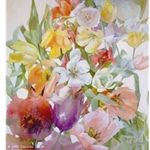 The art of artist Carolyn Blish available from Snow Goose Gallery