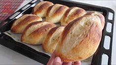 Best Bread Recipe, Bread Recipes, Baking Recipes, Bread Bun, Pan Bread, Bread Baking, Bulgarian Recipes, Turkish Recipes, Crack Crackers