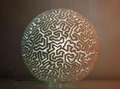 Buy Custom Designer Lamps & Shades - Shapeways 3D Printing