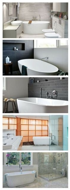 Grey and White Dream Bathroom | bathroom ideas | bathroom decor | bathroom remodel | bathroom decor ideas | bathroom love | bathroom inspiration | ensuite | houses | house ideas | #bathroomideas #whitebathrooms
