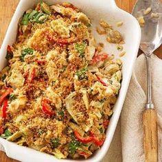 15 #Super #Healthy #Casserole #Ideas for #Family #Lunch by allyummyrecipes