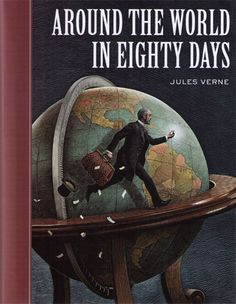 Around the World in Eighty Days (French: Le tour du monde en quatre-vingts jours) is a classic adventure novel by the French writer Jules Verne.