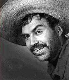 Pedro Armendariz, one of my favorite male actors.