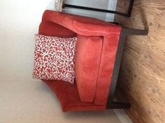 2 red chairs for living room Kitchen Dining Living, Red Chairs, Living Room Chairs, Wingback Chair, Love Seat, Accent Chairs, Couch, Furniture, Home Decor