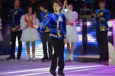 Twitter / chachamaru_riko: 大ちゃんご挨拶 ...:カザフショー2014