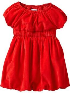 Cord Bubble Dresses for Baby | Old Navy