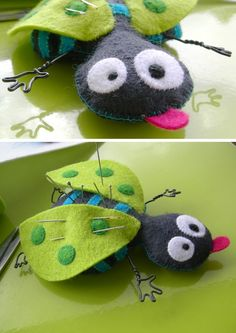 fantastic pin cushion