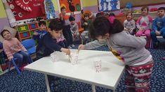 Okul Öncesi oyun etkinliği Preschool Games, Activity Games, Creative Activities For Kids, Crafts For Kids, Team Building, Montessori, Summer Time, Hair Extensions, Fragrance