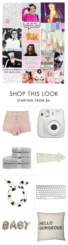 """✧just stop your crying it's the sign of the time✧"" by focusongigi ❤ liked on Polyvore featuring GET LOST, Nicole Miller, StyleNanda, Fujifilm, Christy, New Look, Justin Bieber and doveandgigiaregoals"