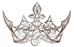 06 Crown Tattoo Designs